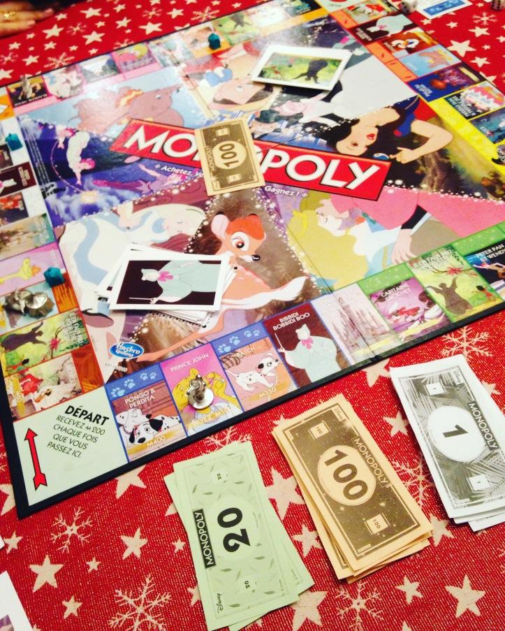 Monopoly Disney 2.01.17